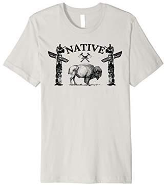 American Vintage Pride Native Buffalo T-Shirt