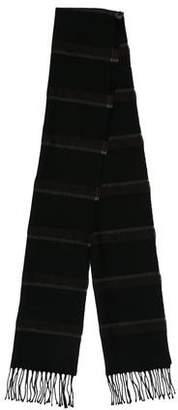 Rag & Bone Striped Wool Scarf