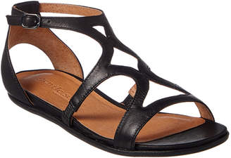 Gentle Souls Oak Leather Sandal