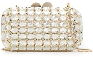 Isla Maxi Crystal clutch bag