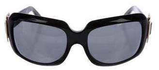 Roger Vivier Square Tinted Sunglasses
