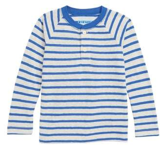J.Crew crewcuts by Stripe Long Sleeve Henley
