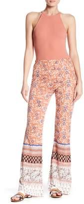 Raga Sweet Slumber Bell Bottom Printed Pants