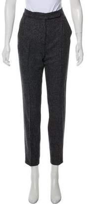 Valentino Wool Knit Pants