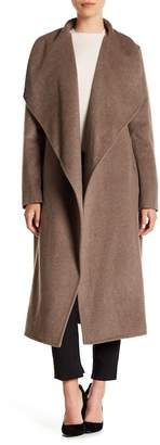 Cole Haan Wool Blend Long Coat