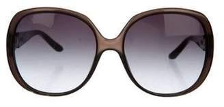 Christian Dior Zemire 1 Oversize Sunglasses