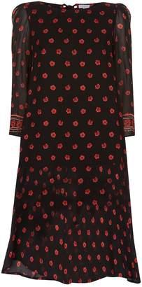 Claudie Pierlot Floral Shift Dress