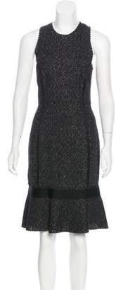 Missoni Metallic Crochet Dress