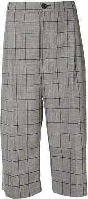 Botter check shorts