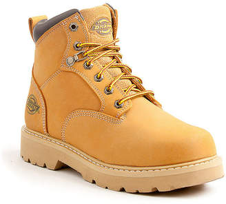 c824a15fe8cf Dickies Mens Ranger Flat Heel Lace-up Work Boots