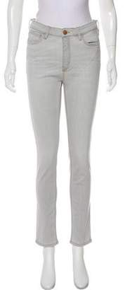 MiH Jeans Bridge Mid-Rise Jeans w/ Tags