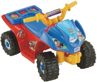 Fisher-Price Power Wheels Paw Patrol Lil' Quad Ride-On by