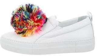 Eugenia Kim Chris Pom-Pom Sneakers w/ Tags