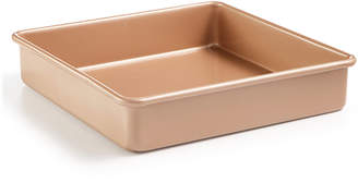 """Martha Stewart Collection Nonstick Champagne 9"""" Square Cake Pan"""