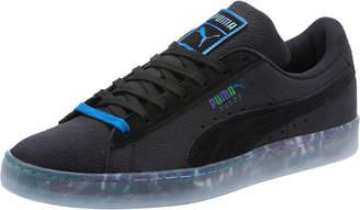 Suede Classic V2 AOP Men's Sneakers