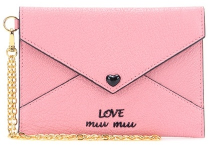 Miu Miu Miu Miu Leather Wallet