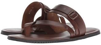 Matteo Massimo Ankle Strap Sandal Men's Sandals
