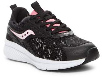Saucony Velocity Sneaker - Wide Width Available (Little Kid)