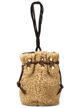 Marni bucket-style tote bag