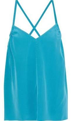 Tibi Arielle Silk Crepe De Chine Camisole