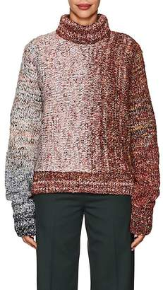 Victoria Beckham Women's Ombré Wool-Blend Turtleneck Sweater