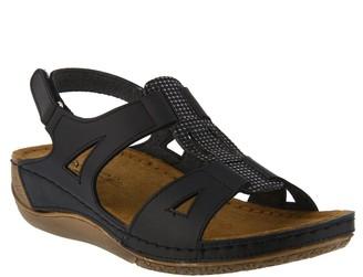 Spring Step Flexus by Slingback Sandals - Naxos
