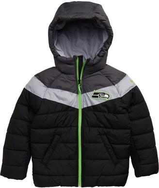 Nike NFL Logo Seattle Seahawks Puffer Jacket