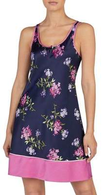 Lauren Ralph Lauren Flowers and Dots Chemise