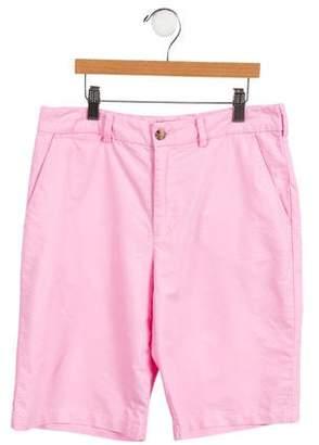 Polo Ralph Lauren Boys' Woven Flat Front Shorts