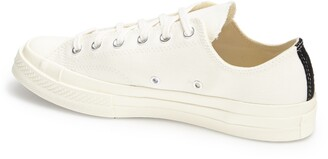 Comme des Garcons x Converse Chuck Taylor® Hidden Heart Low Top Sneaker