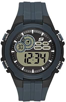 Skechers Men's Quartz Plastic Casual Watch