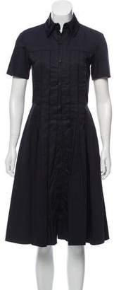 Jason Wu Short Sleeve Midi Dress w/ Tags