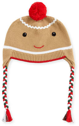 Zubels Boys' Gingerman Knit Hat