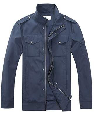 Common District Mens Big Tall Relaxed Jacket