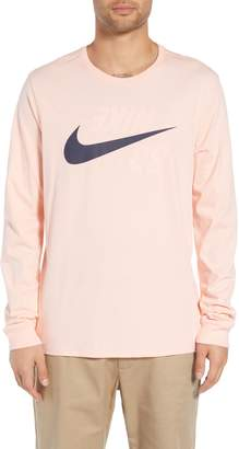 Nike SB Backwards Long Sleeve T-Shirt