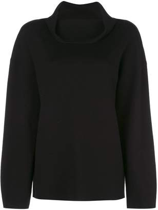 ADAM by Adam Lippes double face jumper
