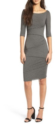 Women's Bailey 44 Degage Off The Shoulder Body-Con Dress $198 thestylecure.com