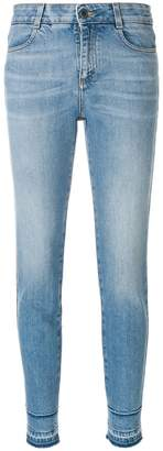 Stella McCartney faded skinny jeans