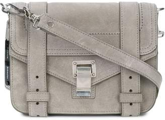 Proenza Schouler Suede PS1 Mini Crossbody