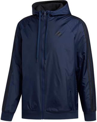 adidas Men's Reversible Hooded Jacket