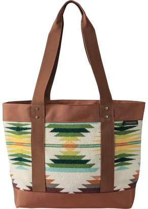 Pendleton Small Snap Canvas Tote - Women's