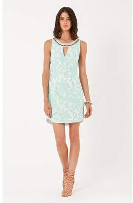 Hale Bob Alanis Embroidered Dress