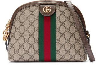 Gucci GG Supreme Canvas Shoulder Bag