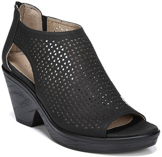 Naturalizer SOUL Open-Toe Wedge Sandals - Fayth
