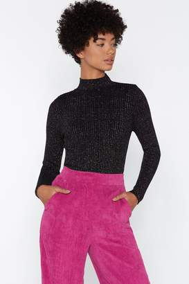 Nasty Gal Out of this World Turtleneck Sweater