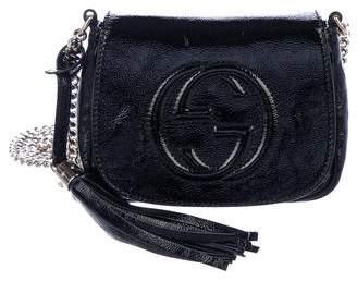 22f8764794f Gucci Soho Chain Strap - ShopStyle