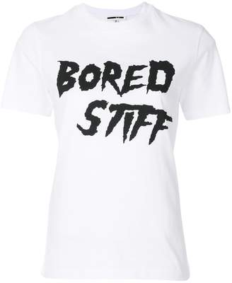 McQ Bored Stiff T-shirt