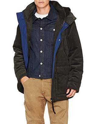G Star Men's Vodan Teddy Padded HDD JKT Jacket,Small