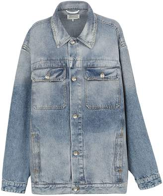 Maison Margiela Long Denim Jacket
