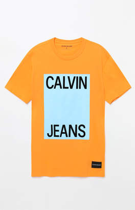Calvin Klein Big Stacked Logo T-Shirt